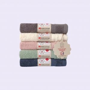 Khăn mặt cotton TAKABABY/004, KT: 30x30cm